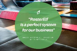 Why Rebound Arena uses RosterElf
