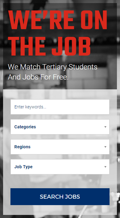 SJS - Student Frequently Asked Questions - Student Job Search