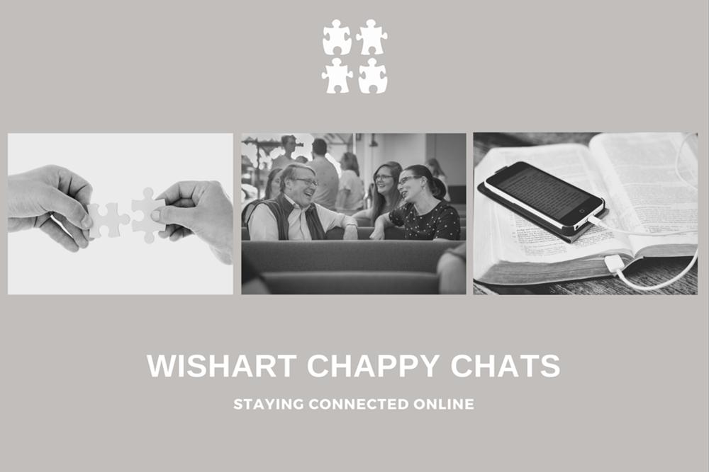 Wishart Chappy Chats
