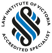 Law Institute of Victoria Accredited Specialist Logo