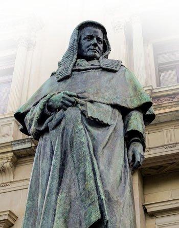 law statue melbourne