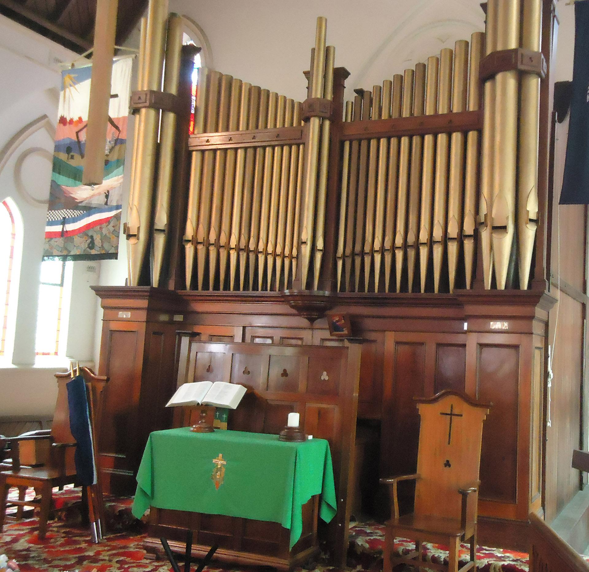 Armidale Methodist Church First World War Memorial Organ