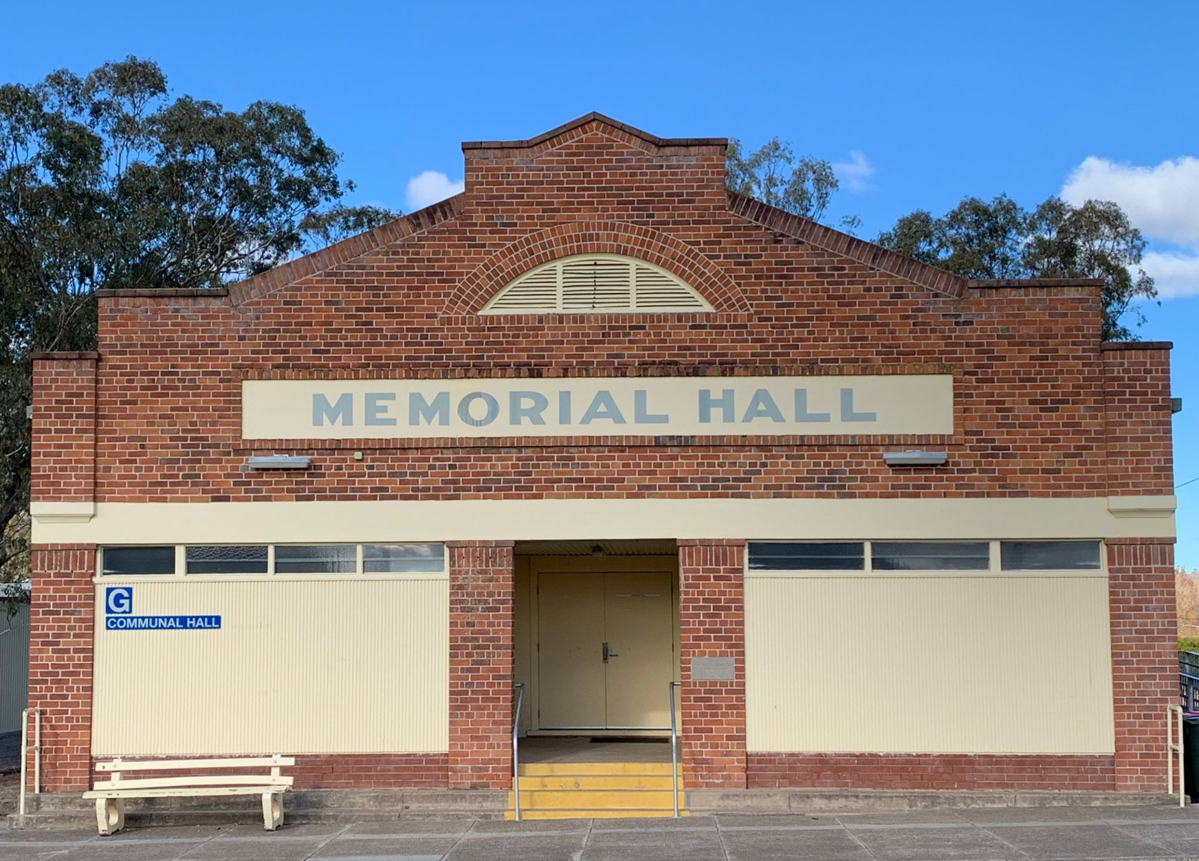 Ashford Memorial Hall