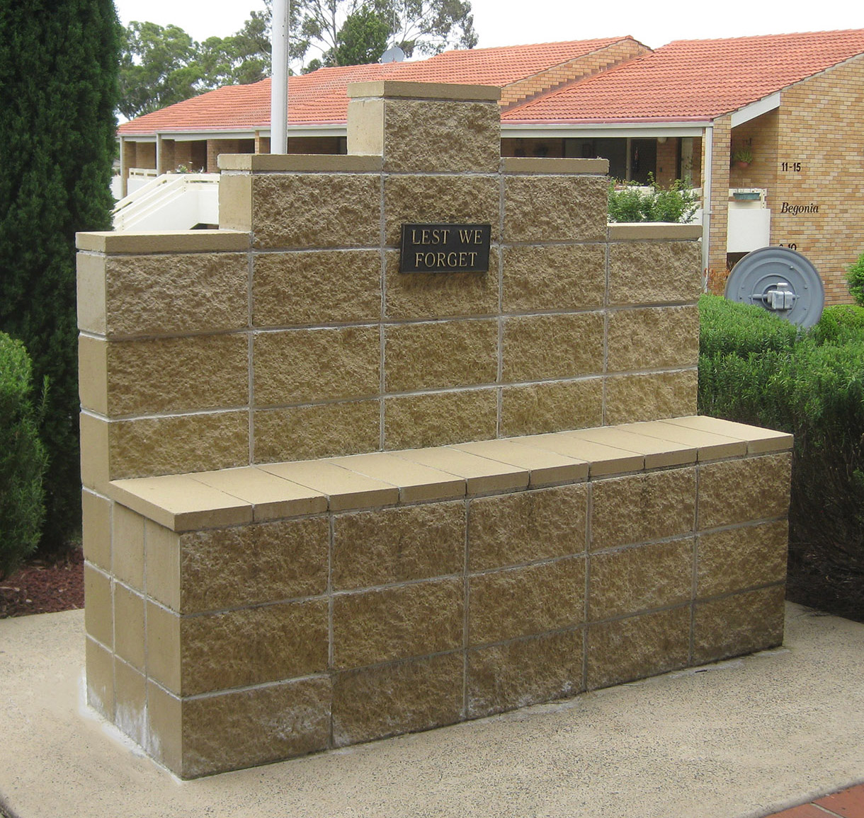 BaptistCare Aminya Retirement Village and Aged Care War Memorial