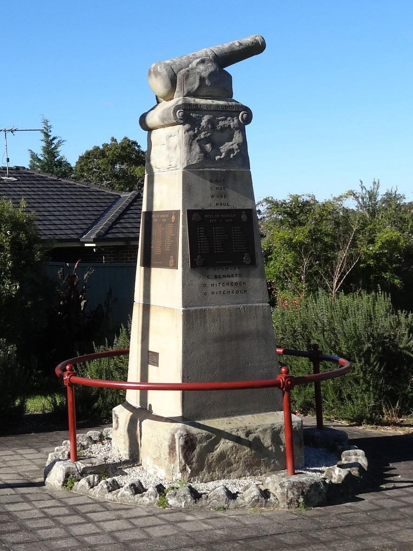 Glenorie Roll of Honour Memorial