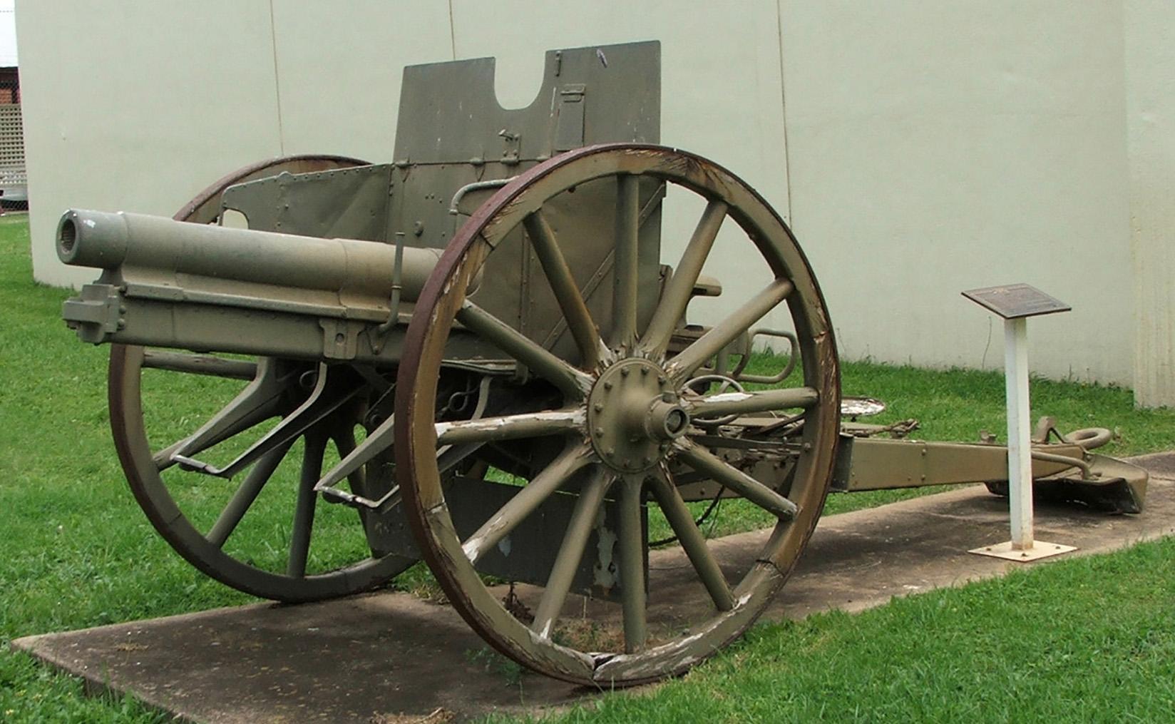 Narrabri First World War Field Gun