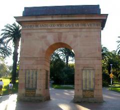 Burwood Memorial Arch