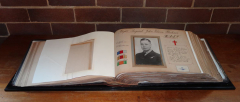 Crows Nest Presbyterian Church Second World War Book of Remembrance