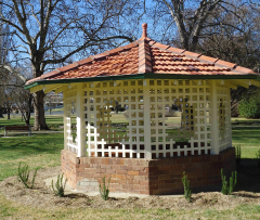 Glen Innes Anzac Park Great War Memorial Kiosk