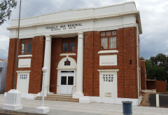 Trundle Memorial School of Arts
