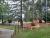 Corowa Flag Court and surrounding park