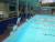Kogarah War Memorial Olympic Swimming Pool, main pool with pool podiums