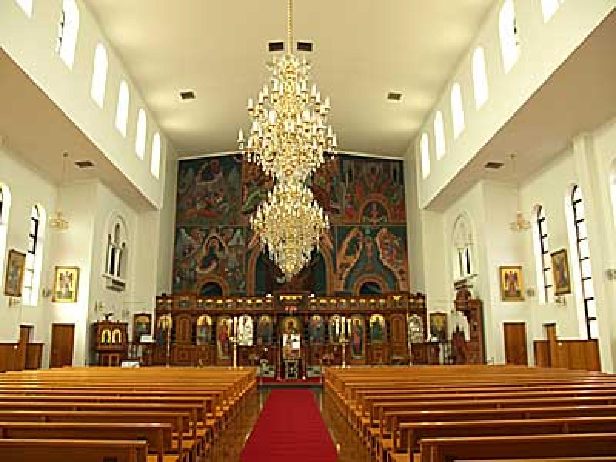 St Spyridon War Memorial Church   NSW War Memorials Register