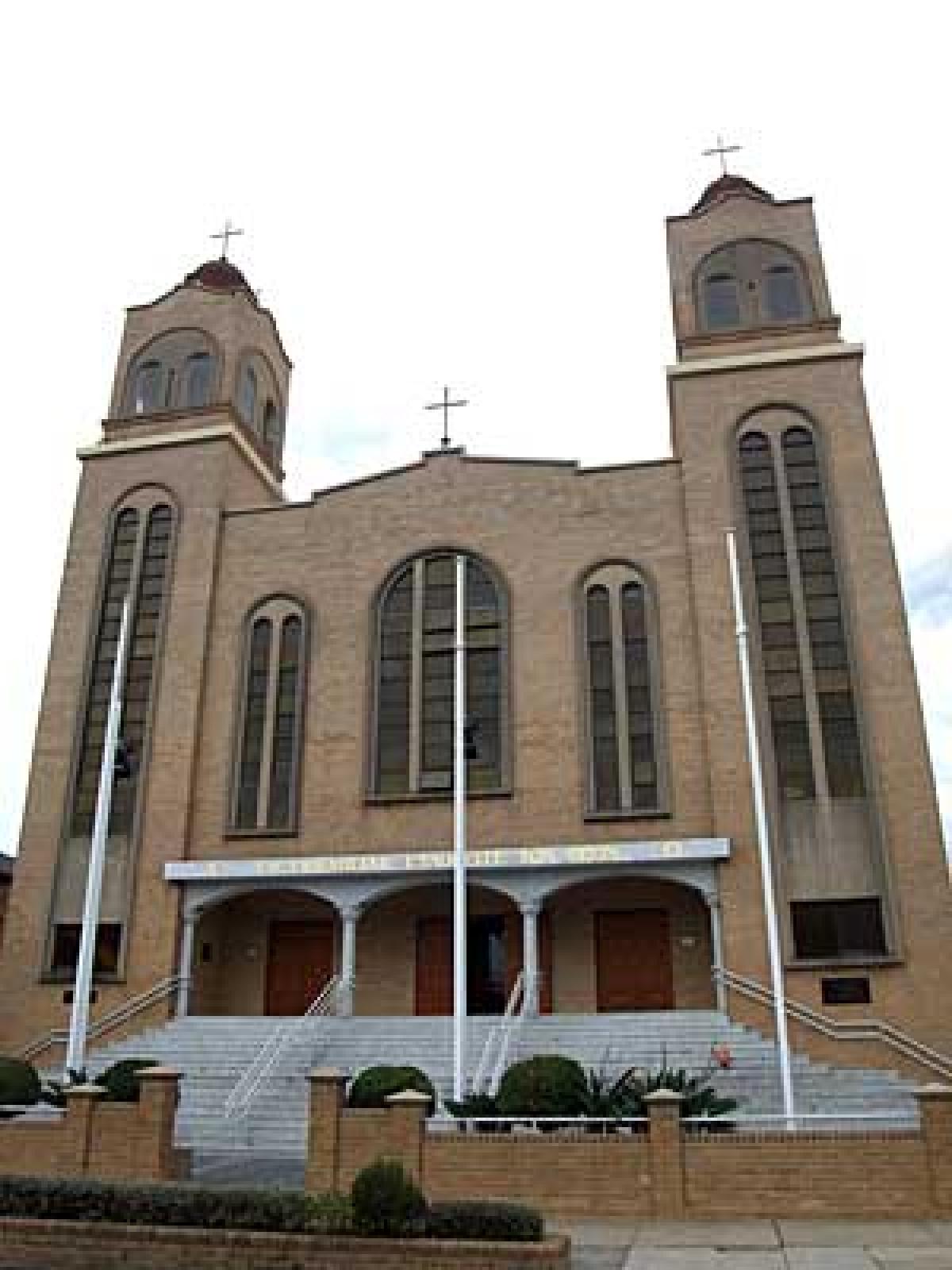 St Spyridon War Memorial Church | NSW War Memorials Register