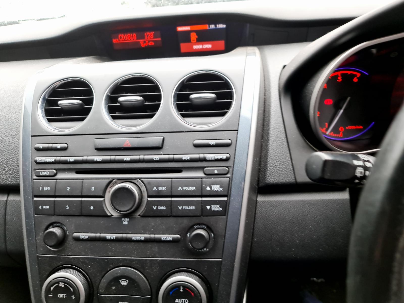 View Auto part Right Rear Wnd Reg/Motor Mazda Cx7 2010