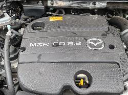 View Auto part A/C Hoses Mazda Cx7 2010