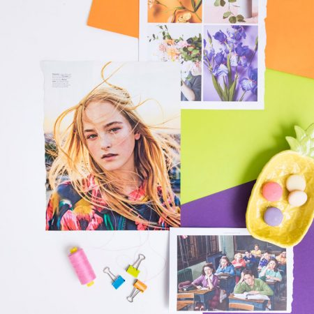 Moodboards & Colour