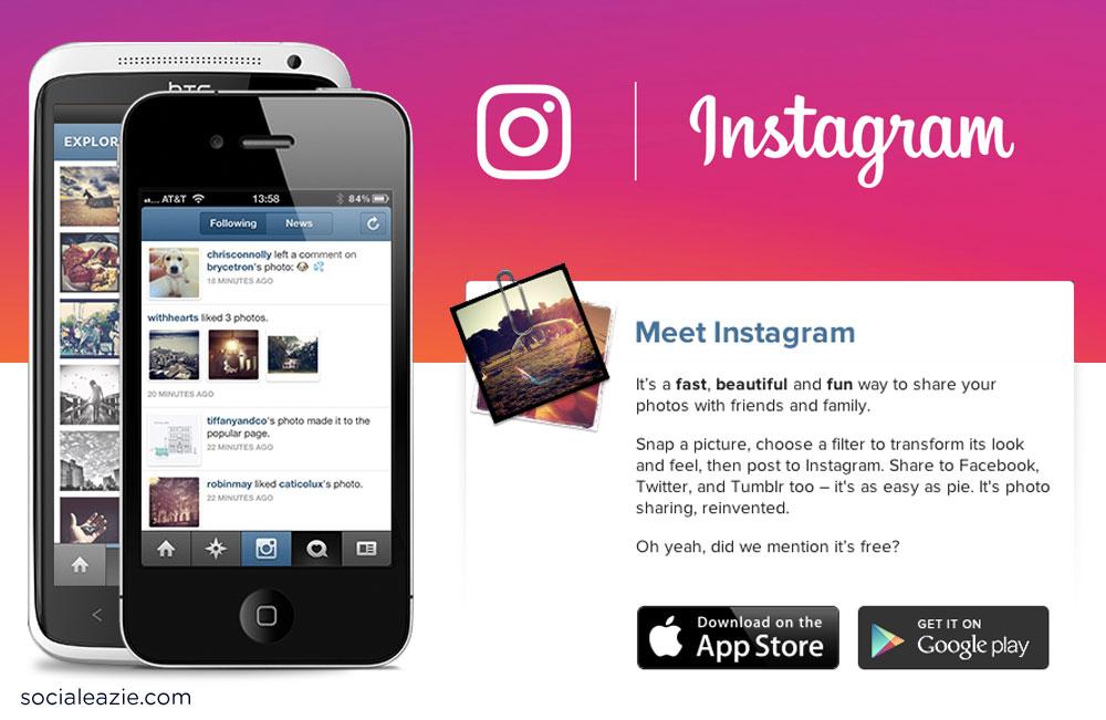 Download Instagram for Business - Social Eazie