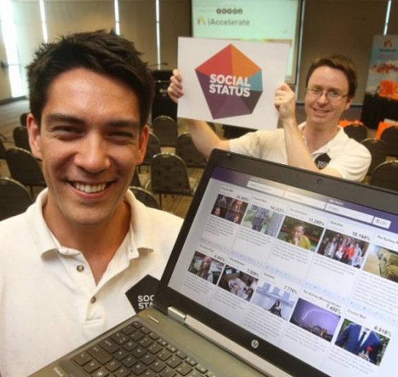 Social Status Wins iAccelerate Pitch Grand Final
