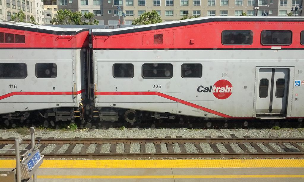 Caltrain to Silicon Valley