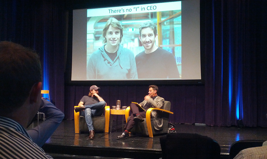 Mike Cannon-Brookes, co-founder of Atlassian