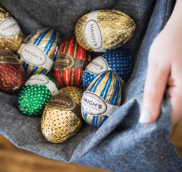 Aussies Show Support on Social for Local Chocolate Maker, Haigh's, This Easter