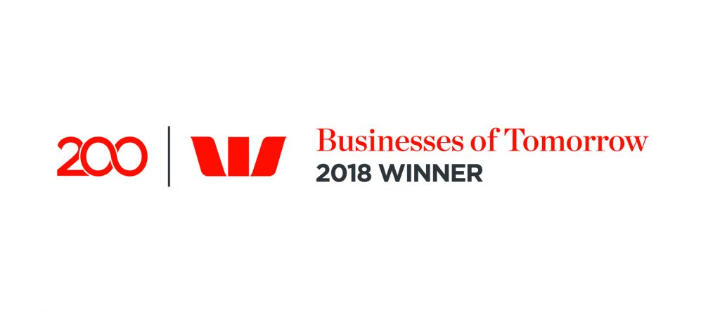 Westpac Businesses of Tomorrow Winner