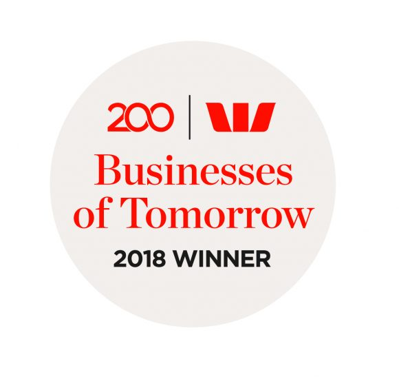 Social Status wins Westpac Businesses of Tomorrow Awards 2018