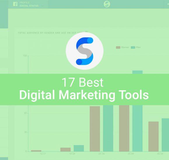 17 Best Digital Marketing Tools in 2020