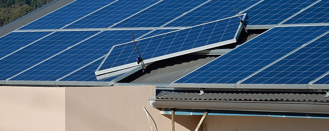 Fault notifications for solar power systems