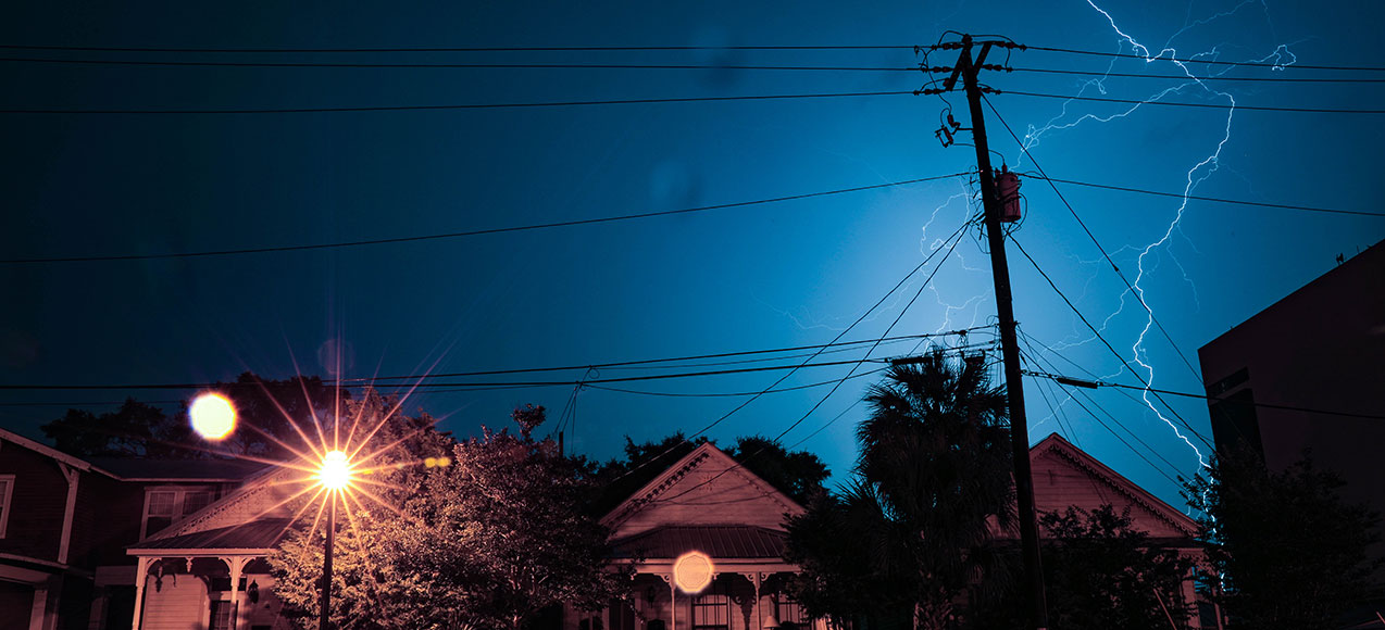 Lightening strikes National Energy Market in Australia