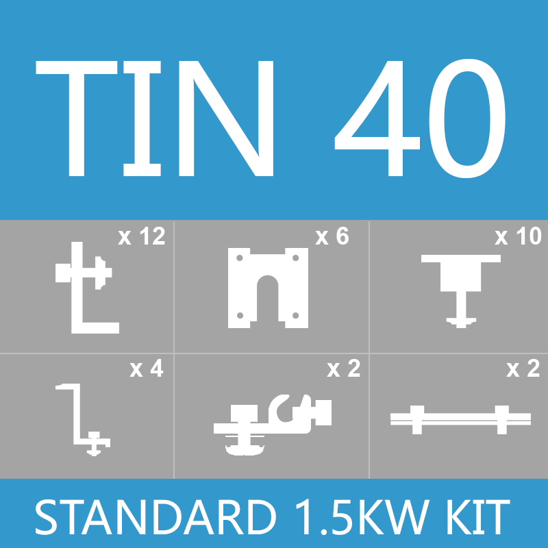 Tin kit 1.5kw