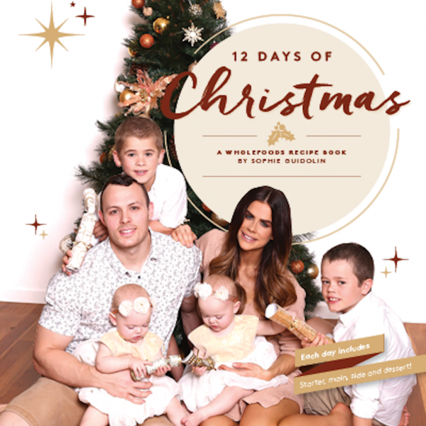 12 Days of Christmas Product Image of the Guidolin family