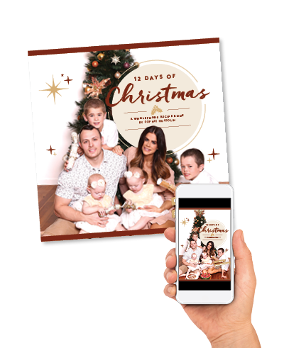 12 Days of Christmas Bundle Product Image with Sophie Guidolin and family