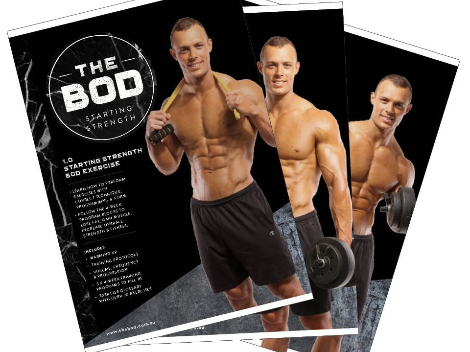 Nathan Wallace Books and The Bod Mens Program