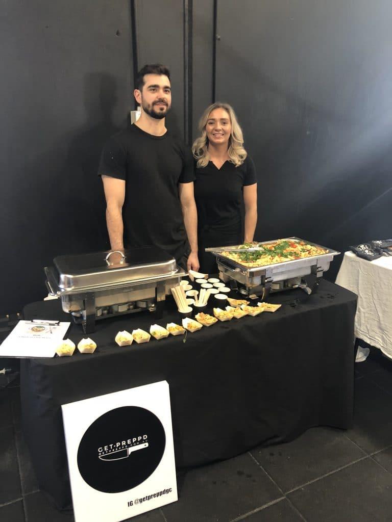 GetPreppd Gold Coast Meal Prep at THE BOD Event