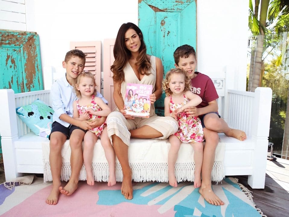 My Kids Eat Volume 2 image with Sophie Guidolin and kids