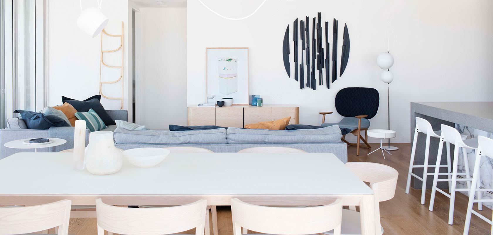 ... Smith table; Photographer: Francoise Baudet