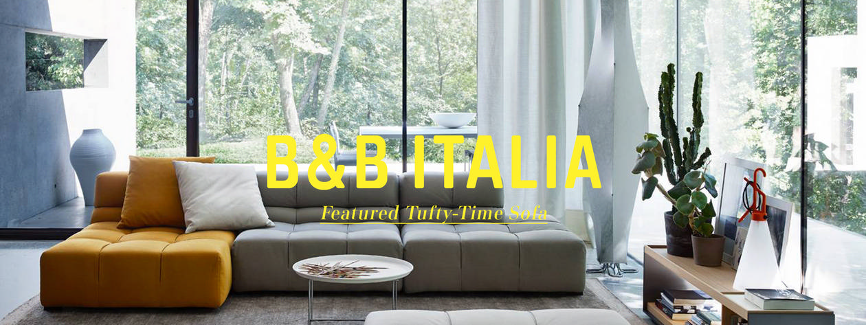 B b italia space furniture for B en b italia