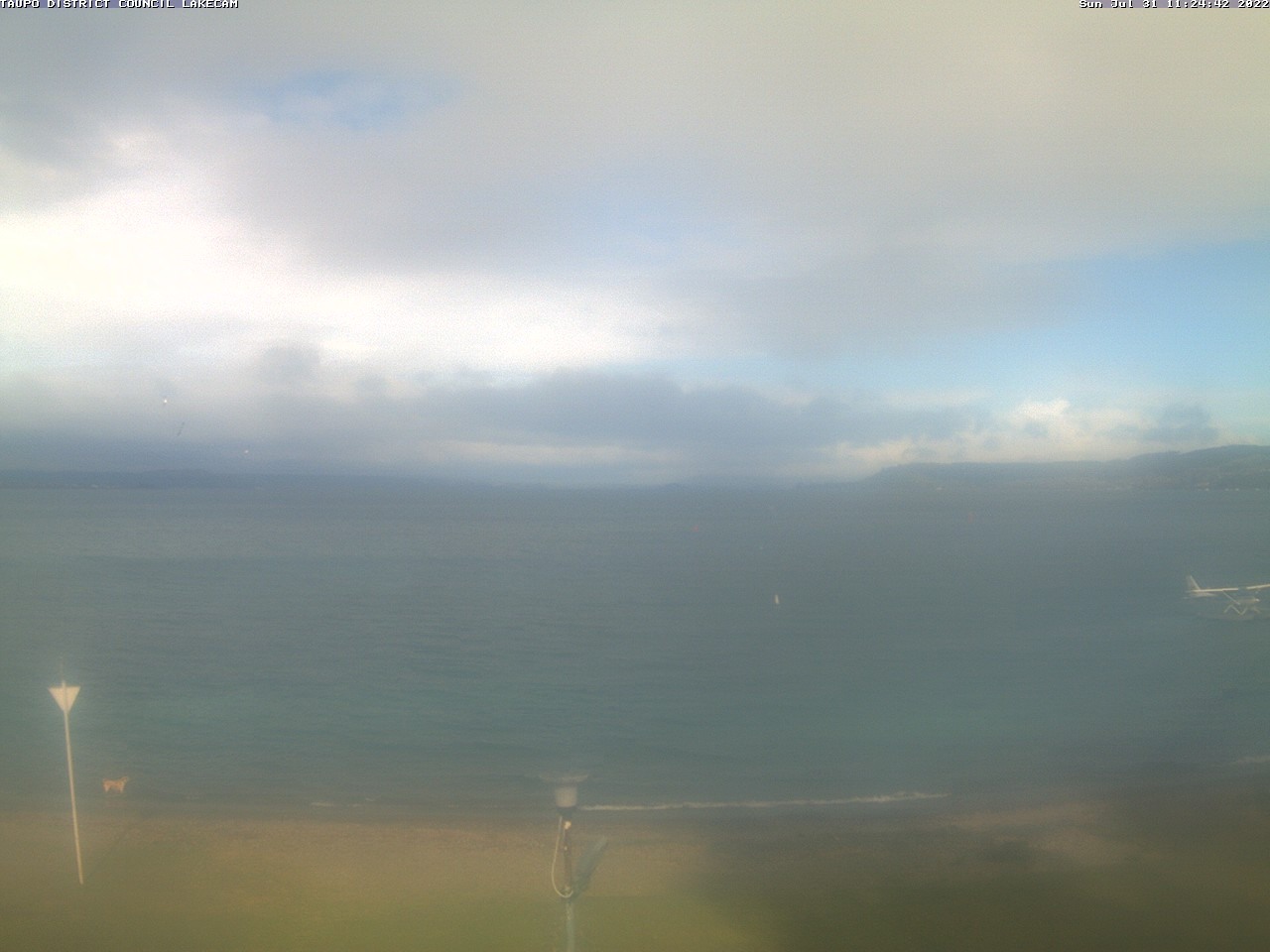Lake Taupo Yacht Club webcam