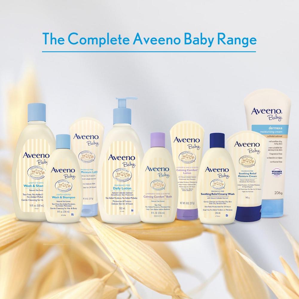 Aveeno Baby - Complete Range
