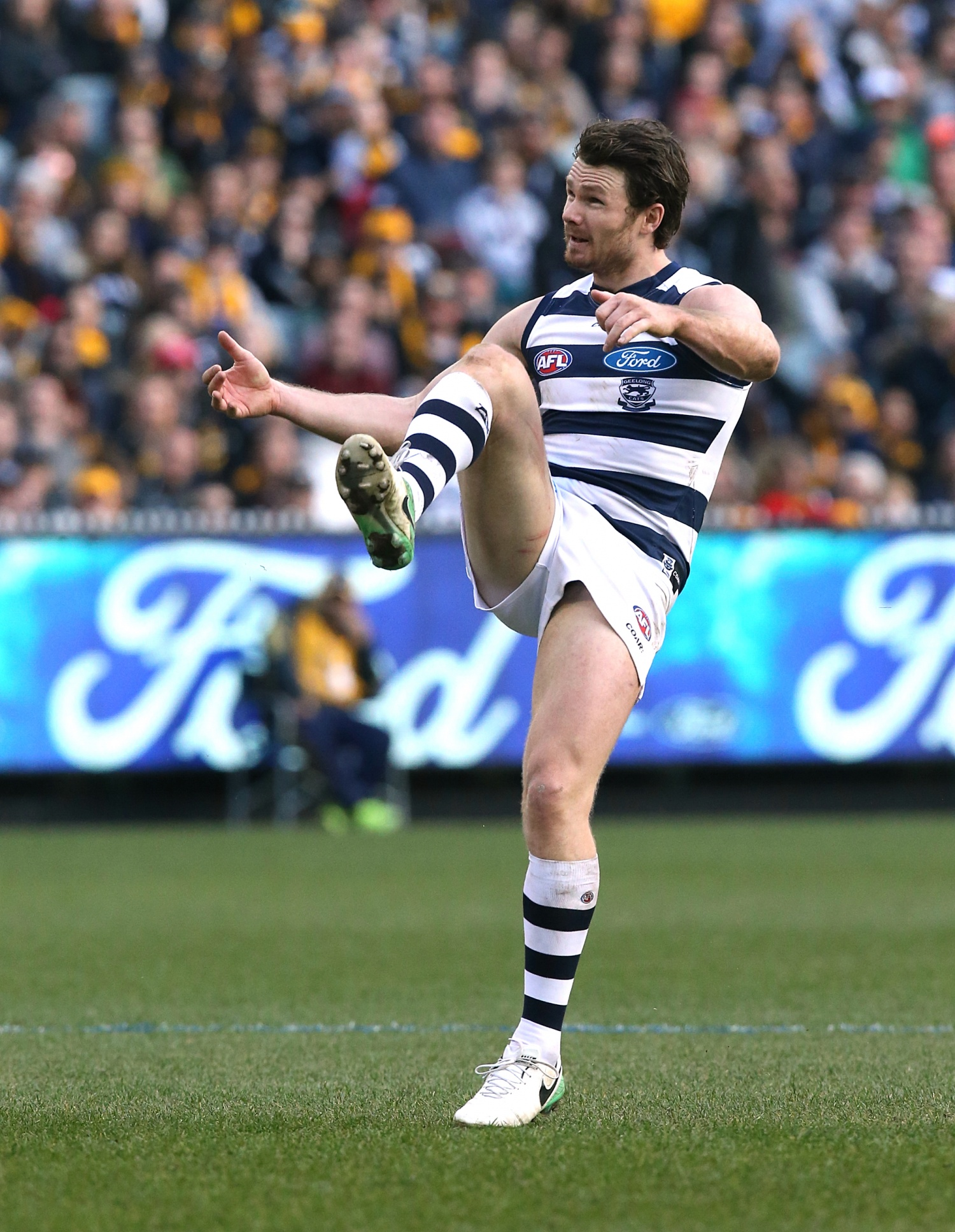 AFL Hawks v Cats