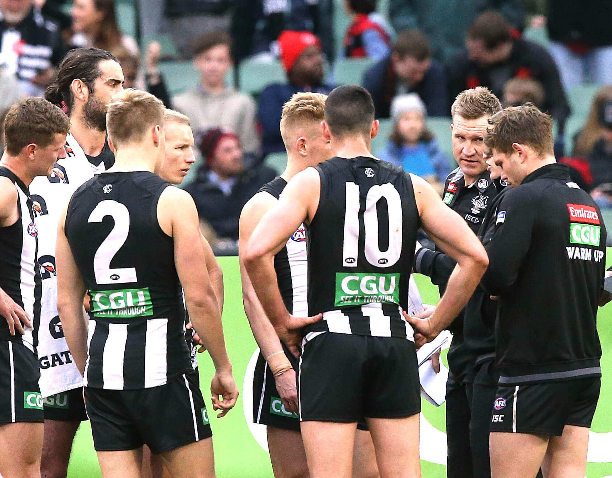 Collingwood v Essendon Rd 16