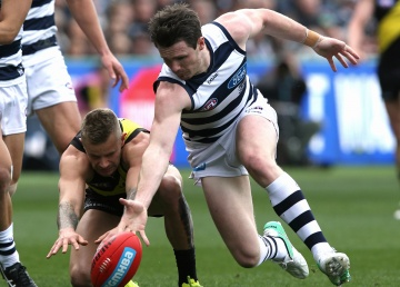 Geelong v Richmond Rd 21
