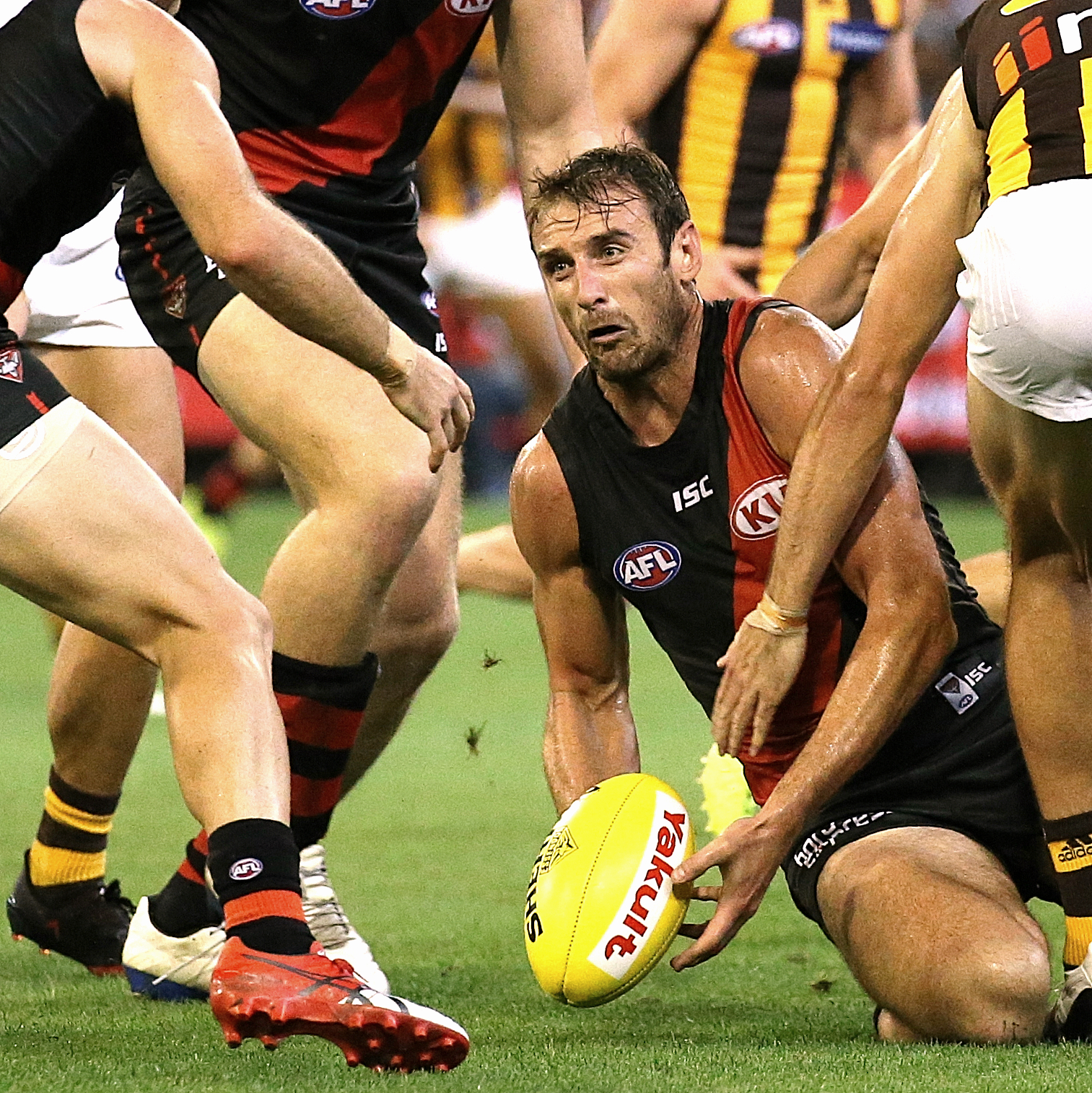 Essendon vs. Hawthorn (MCG) (N)