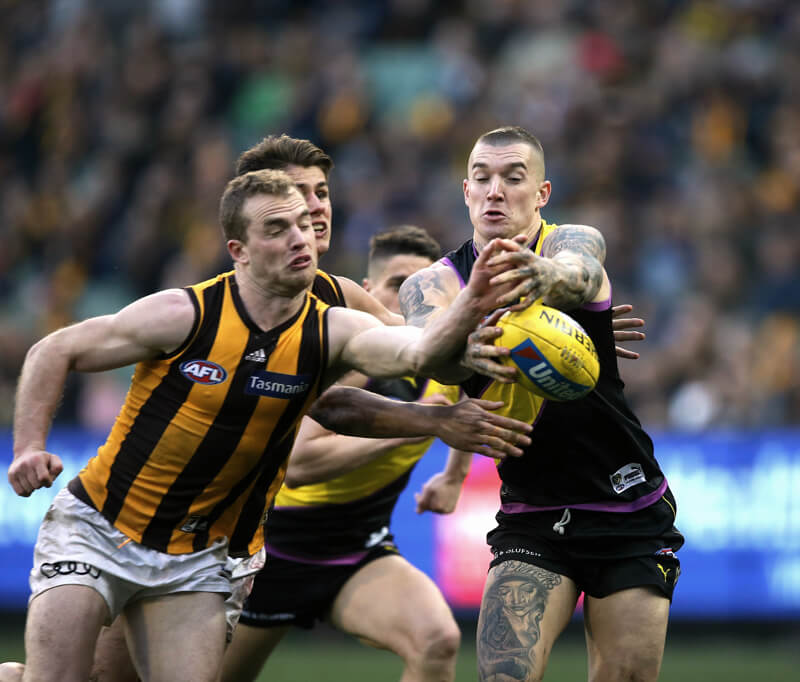 Richmond v Hawthorn