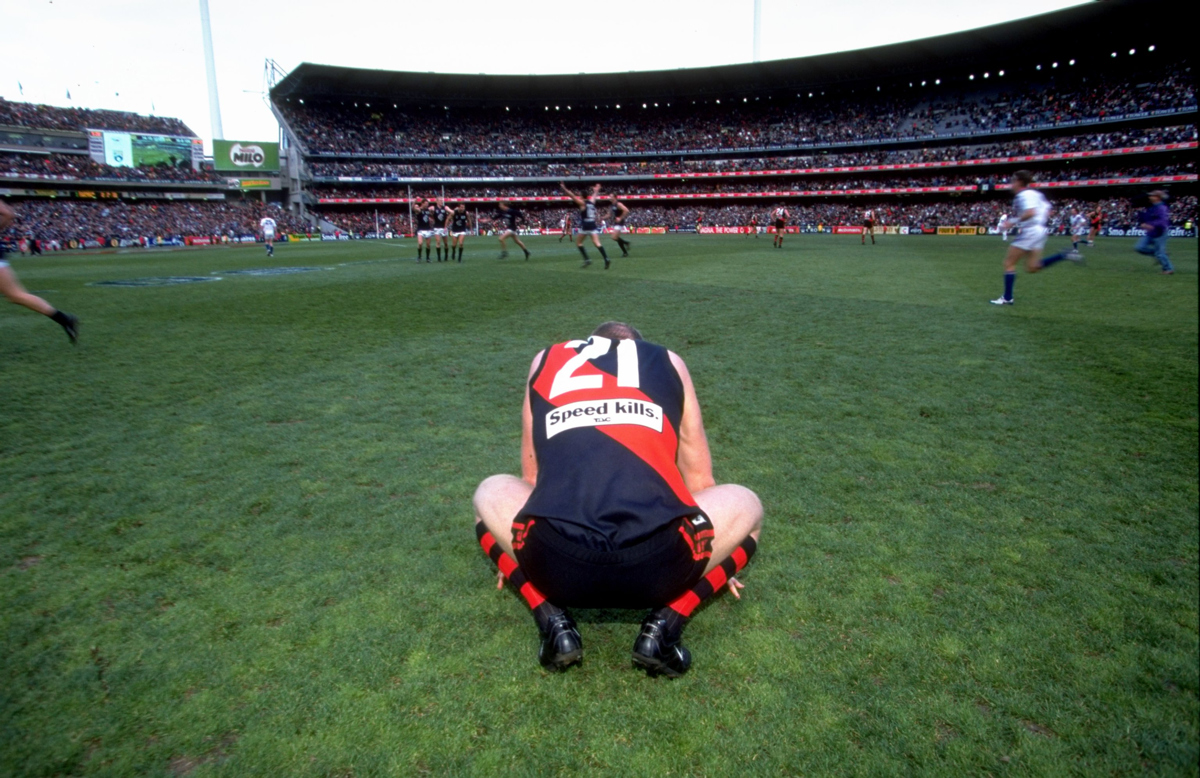 Dean Wallis Essendon