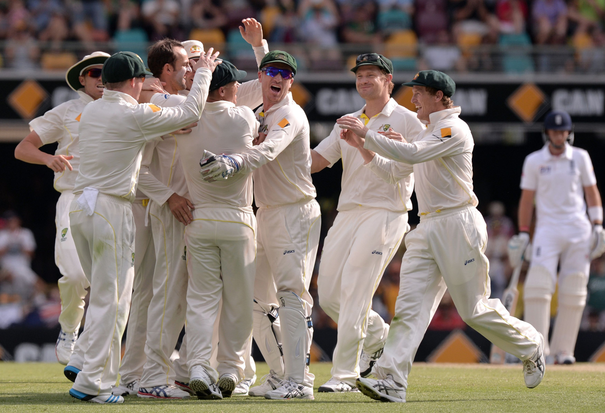 Australia's First Test Team Has Apparently Leaked