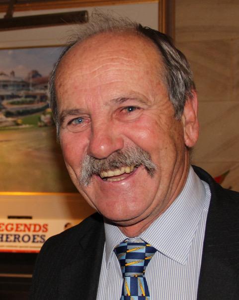Phil O'Meara still scoring runs at 66.