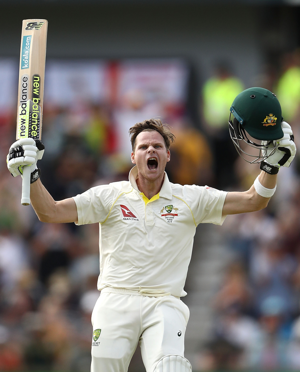 Steve Smith... From hero to zero. Pic: Ryan Pierse/Getty Images